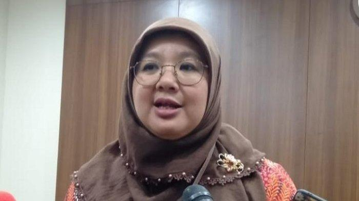 Juru Bicara Kementerian Kesehatan Siti Nadia Tarmizi.