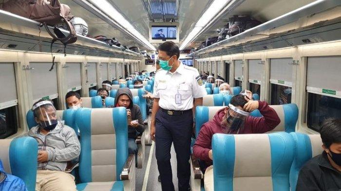 Berlaku untuk Keberangkatan Tanggal 11 dan 14 Maret 2021, Ini Aturan Terbaru Kereta Api Jarak Jauh