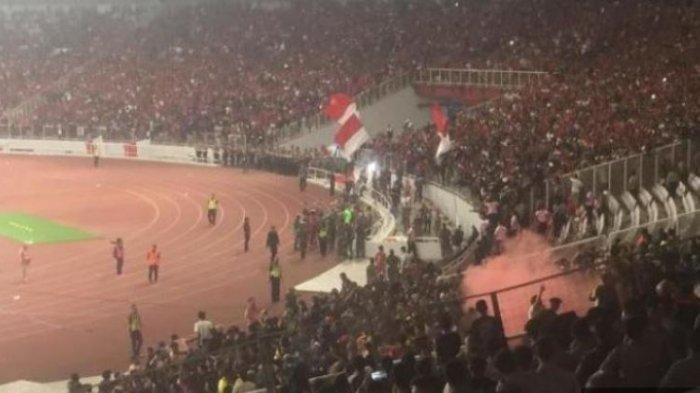 Imbas Kerusuhan Suporter, Laga Timnas Indonesia vs Thailand Bakal Sepi Penonton?