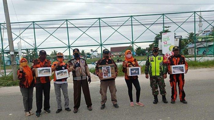 Marak Gerakan Peduli buat Korban Bencana di Sulbar dan Kalsel, Sejumlah Ormas di PPU Galang Dana