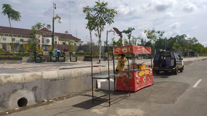 Dilarang untuk Umum, Taman Kantor Bupati PPU Justru Ramai Dikunjungi Warga, DPRD Minta Pemkab Tegas