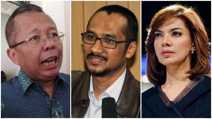 SKAKMAT Bos PPP Sebut Abraham Samad Lebay Gara-gara Beri Nilai Nol ke KPK, Najwa Shihab pun Bereaksi