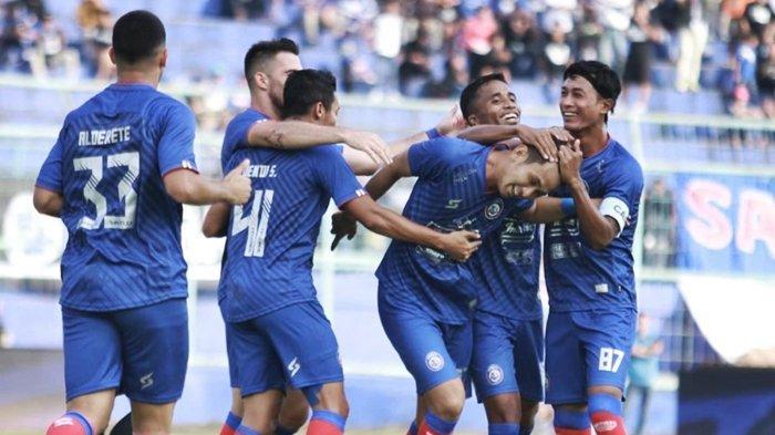 Arema FC Lakukan Persiapan Khusus Jelang Laga Perdana Liga 1 2020 Lawan Persikabo
