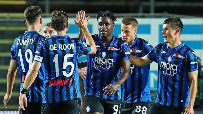 LIGA CHAMPIONS Atalanta vs Liverpool, La Dea Bukan Lawan Enteng, Link Live Streaming Vidio.com