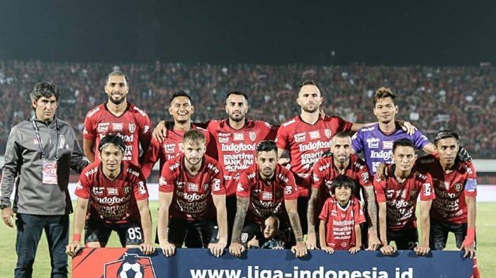 Tak Cuma Persib Bandung, Pemuncak Klasemen Bali United Juga Bakal Hadapi Laga Berat Beruntun