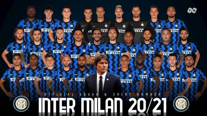 BOCOR! Logo Baru Klub Liga Italia Inter Milan, Lebih Simple Tersisa 2 Huruf yang Bisa Berarti 'Saya'