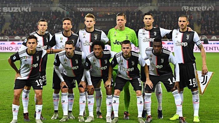 Batal Lawan Inter Milan di Liga Italia Pekan Ini, Juventus Karantina Pemainnya Akibat Virus Corona