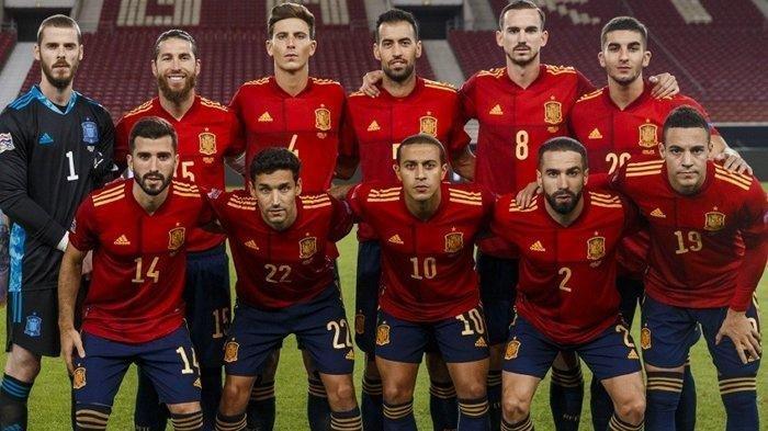 Gratis, Live Streaming TV Online 3 Laga Euro 2020 Malam Ini, Spanyol vs Swedia, Polandia vs Slovakia
