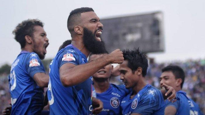 Jadwal Siaran Langsung Arema FC vs Persebaya Surabaya, Live di Indosiar