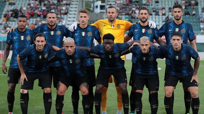 FULL SEMUSIM Jadwal Inter Milan di Liga Italia Serie A 2021-2022 Beserta Daftar Skuat Simone Inzaghi