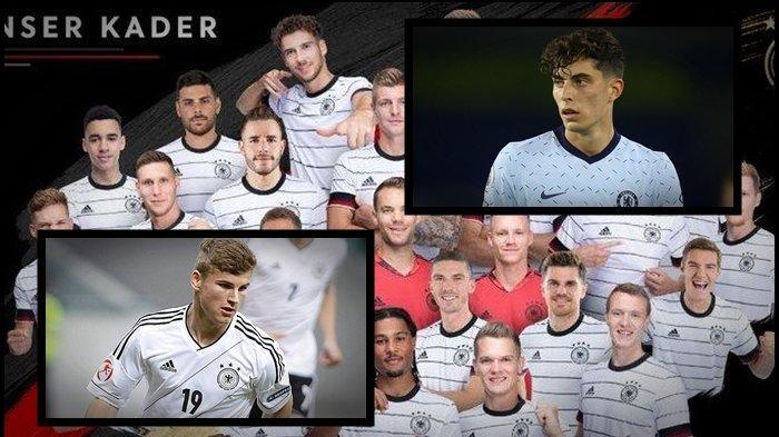 Gratis, Live Streaming Euro 2020 Jerman vs Portugal, Sejarah Berpihak ke Der Panzer, Prediksi Skor