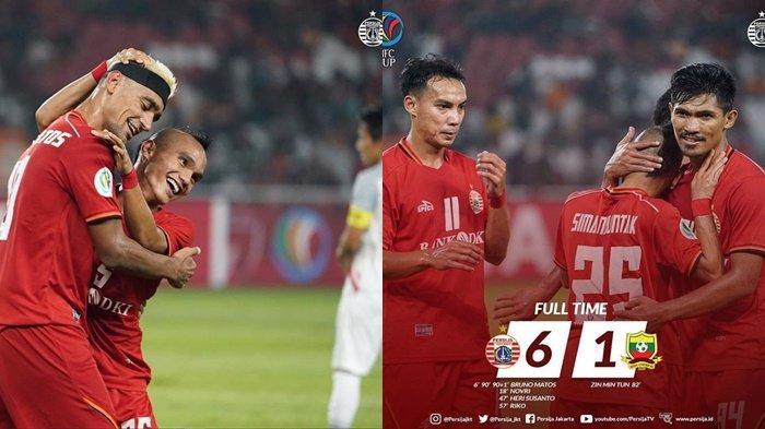 Tanpa Persib Bandung dan Persipura, Rangking Persija Jakarta Masih Teratas di AFC Rangking Club 2019