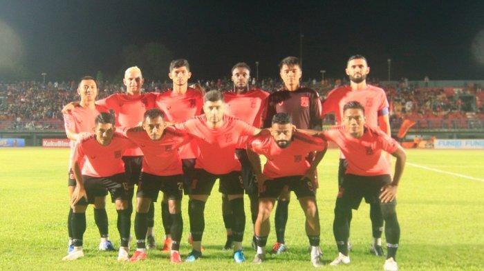 Catat! Jadwal Lengkap Laga Borneo FC Putaran Pertama Liga 1 Musim 2020
