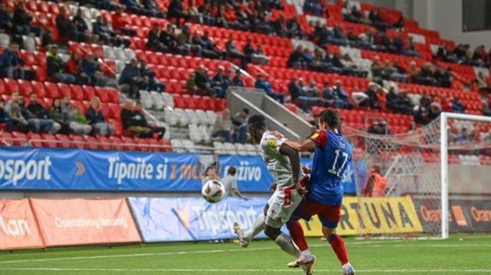 Kabar Terbaru Egy Maulana Vikri, Tetap Panen Pujian Walaupun Timnya Kalah Telak di Liga Slovakia