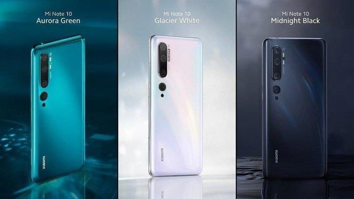 Harga HP Xiaomi Terbaru Februari 2021, Redmi 8, Redmi Note 8, Poco F2 Pro, XiaomiMi Note 10