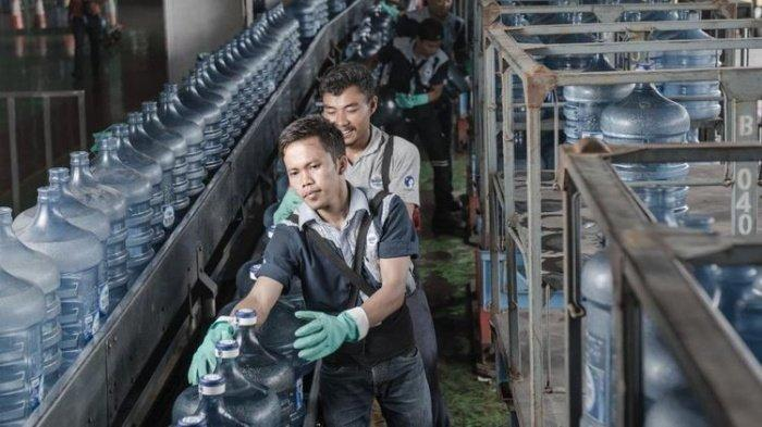 Soal Boikot Produk Perancis, Wakil Perusahaan: Produk Danone, Aqua dan SGM Diproduksi di Indonesia