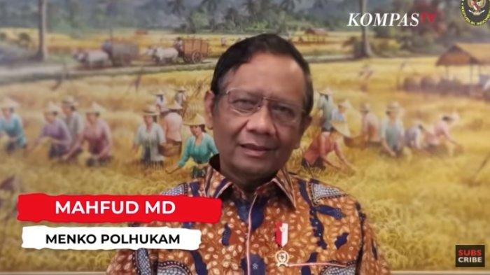 Soal KLB Partai Demokrat, Mahfud MD: Pemerintah tak Berwenang Intervensi, Singgung Era SBY & Mega