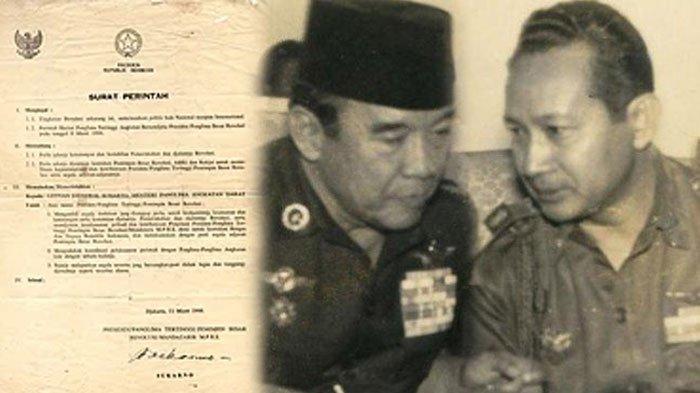 Soekarno Merasa Dibohongi Soeharto, Kisah Supersemar Ini Masih Kontroversi, Istana Dikepung