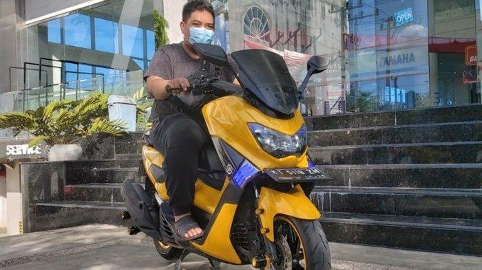 NMax Jadul Dimodifikasi Jadi Lebih Fresh, Sofiandi: Gak Rugi Jadi Customer Loyal Yamaha, Buruan Ikut