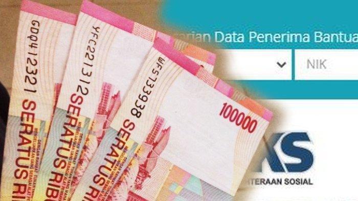 Cair Bansos Rp 300 Ribu Dari Kemensos Cek Penerima Di Dtks Kemensos Go Id Dengan Nik Id Dtks Kis Tribun Kaltim