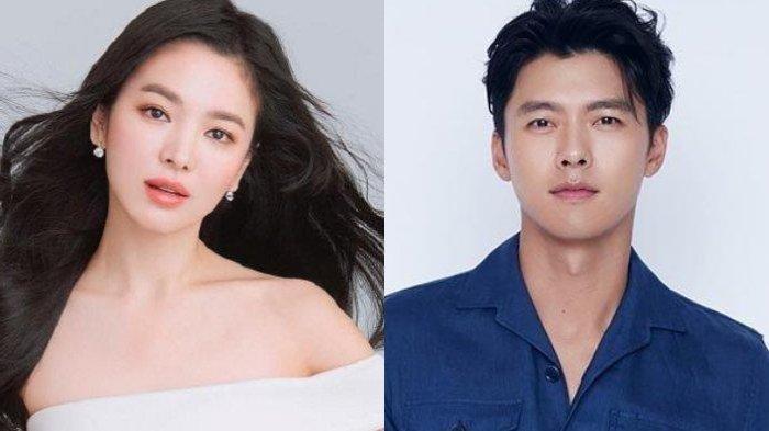 Rumor CLBK, Hyun Bin Dikabarkan Pacaran Lagi dengan Song Hye Kyo, Agensi Langsung Angkat Bicara