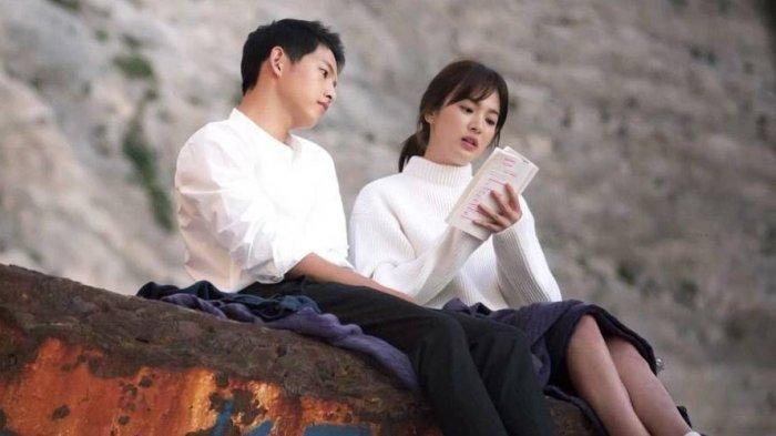 Foto Song Joong Ki Setelah Gugat Cerai Song Hye Kyo Viral di Medsos Korea, Rambutnya Jadi Sorotan
