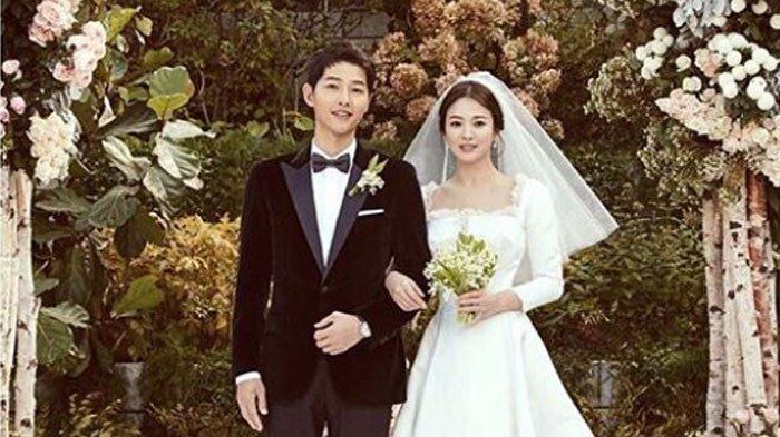 Resmi Cerai, Song Hye Kyo Hapus Semua Foto Song Joong Ki dari Instagramnya