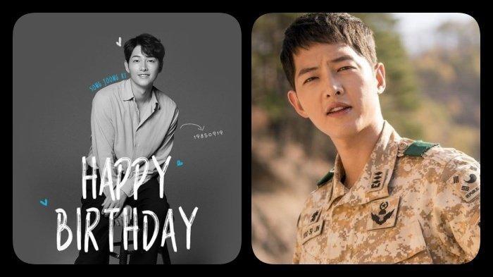 Song Joong Ki Trending Topic, Aktor Descendants of The Sun Ulang Tahun, Poster Film Terbaru Big Bos