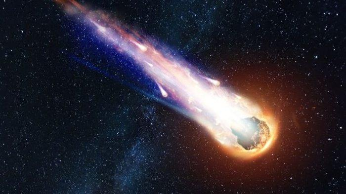 Sore Ini, Komet Lemmon Bakal Terlihat di Langit Barat Indonesia, Syarat untuk Melihat dan Waktunya