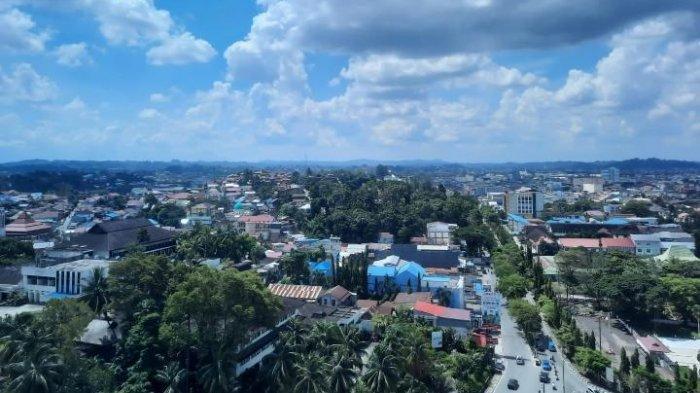 Prakiraan Cuaca Kota Samarinda 27 Agustus 2021, Hujan Lebat Menjelang Sore Hari