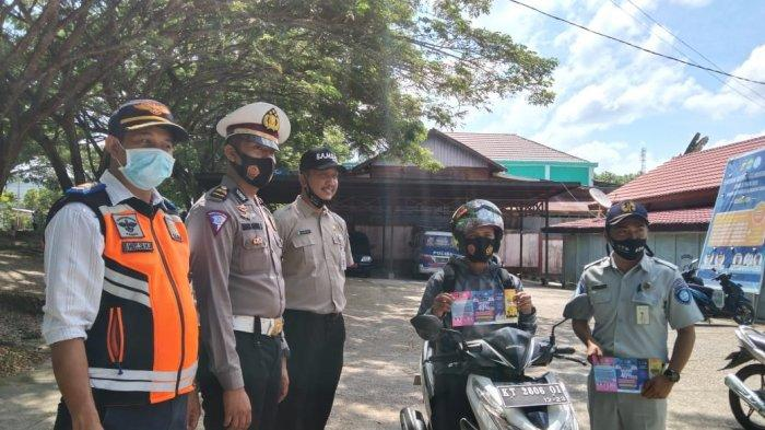 Bapenda UPTD PPRD Kubar Sosialisasikan Keringanan Pajak Kendaraan