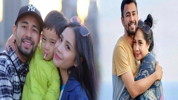Profil Pesona Cantik Nagita Slavina Istri Raffi Ahmad, Intip Foto-foto Kemesraaan Mereka Berdua