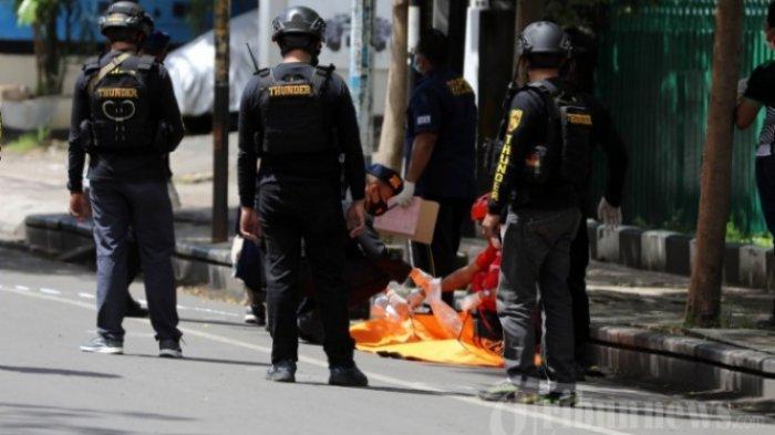 Sosok L, Terduga Pelaku Bom Bunuh Diri di Gereja Katedral Makassar, Kelompok JAD, Alumni Filipina