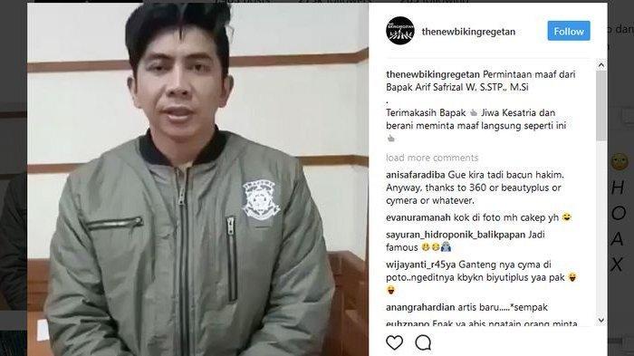 Video Diduga Anggota Satpol PP Minta Maaf pada Seluruh Brigadir di Indonesia, Ini Penyebabnya
