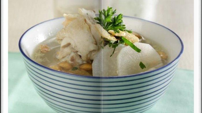 Cara Bikin Soto Ayam Bandung, Menu Berkuah Sangat Cocok Jadi Sajian Makan Siang di Akhir Pekan