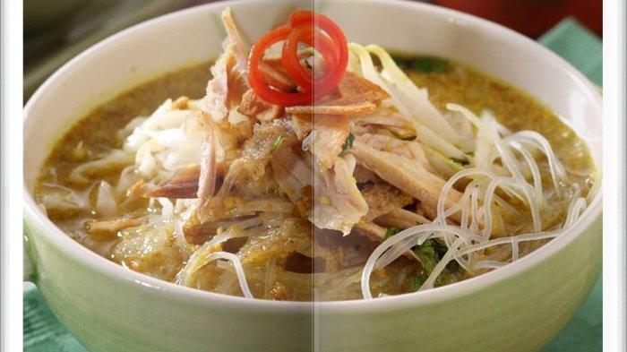 Cara Bikin Soto Ayam Lamongan Super Enak, Menu Berkuah Sangat Cocok untuk Sajian Makan Malam