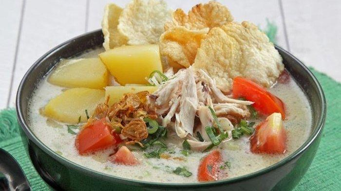 Cara Bikin Soto Ayam Santan Super Enak, Kreasi Menu Makan Siang Keluarga Tercinta