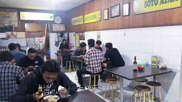 Rekomendasi 6 Tempat Makan Soto Enak di Malang, Soto Dok Lamongan HM Kholis Telah Buka Sejak 1985