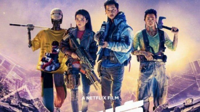 Space Sweepers, Film Terbaru Song Joong Ki Resmi Tayang Hari Ini, Ada Kim Tae Ri dan Aktor Inggris
