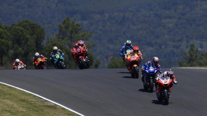 LENGKAP Jam Tayang & Jadwal MotoGP 2021: Seri Keenam MotoGP Italia, Live Trans7 dan TV Online UseeTV