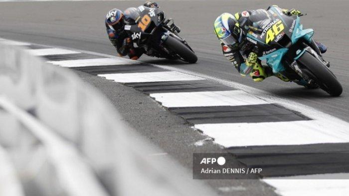 Jadwal MotoGP 2021 Lengkap dengan Jam Tayang Trans7, Tonton GP San Marino via Streaming TV Online