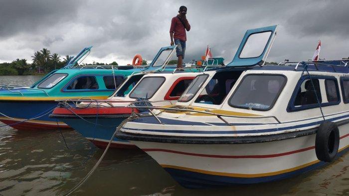 Soal Tarif Retribusi Tambat, Speedboat Reguler Berhenti,Dishub Kaltara Beber Raperda Inisiatif DPRD