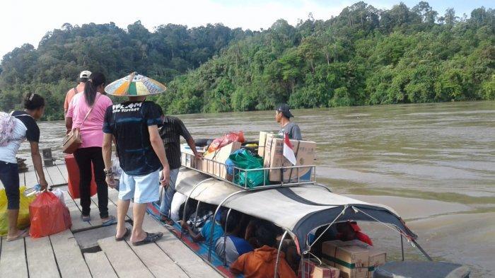 Speedboat Umum Tiong Ohang-Long Apari Belum Tersedia, Begini Solusinya