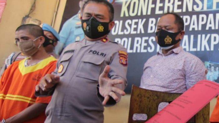 Spesialis Pembobol Rumah Area Balikpapan, SP Tidak Kapok Masuk Penjara