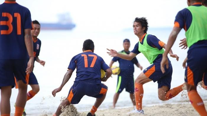 Batal Latihan di Balikpapan, Borneo FC Samarinda Pilih Tenggarong, Lantaran Ini Alasannya