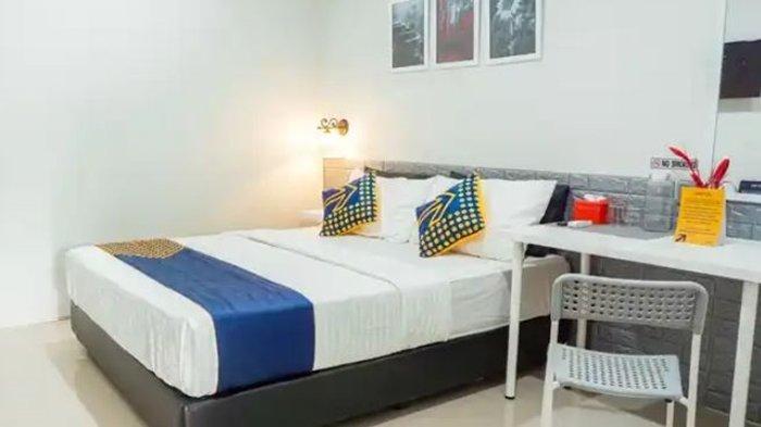 Tarif Menginap Mulai dari Rp 150 Ribuan, Inilah Hotel Murah di Bandung dekat Stasiun Kiaracondong