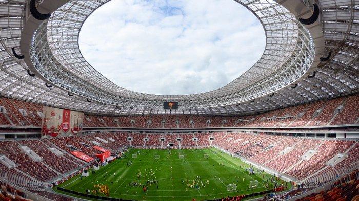 Mengenal Stadion Luzhniki, Lokasi Final Piala Dunia 2018 : Inspirasi Pembangunan Gelora Bung Karno