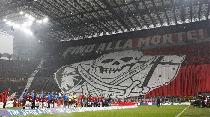 Jadwal Liga Italia Inter Milan vs AC Milan, Juventus dan Lazio Kompak Main Tandang Akhir Pekan Ini