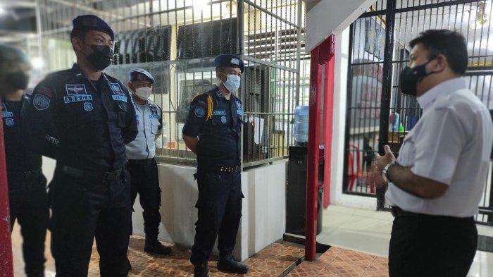 Staf Khusus Menkumham RI Datangi Lapas Tenggarong Kukar, Berikut Agendanya di Kota Raja