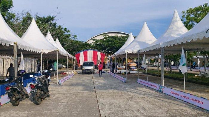 Walikota Balikpapan Rizal Effendi Dijadwalkan Buka Sport Expo di Tennis Stadium, Ini Jadwalnya